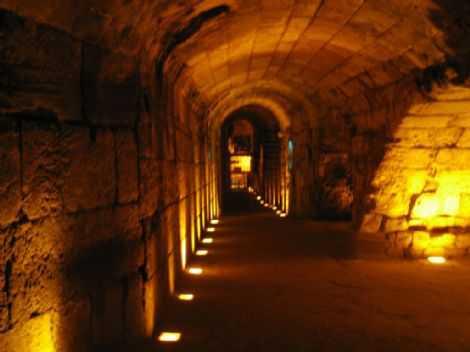 Kotel Tunnels Tour