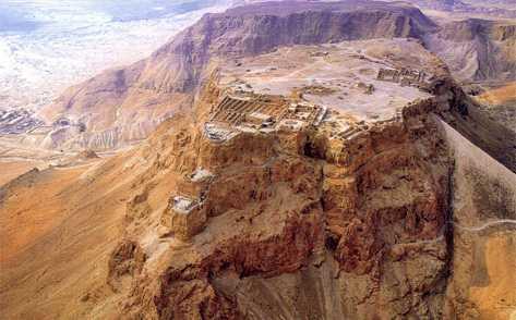 Dead Sea Tour with Masada and Ein Gedi