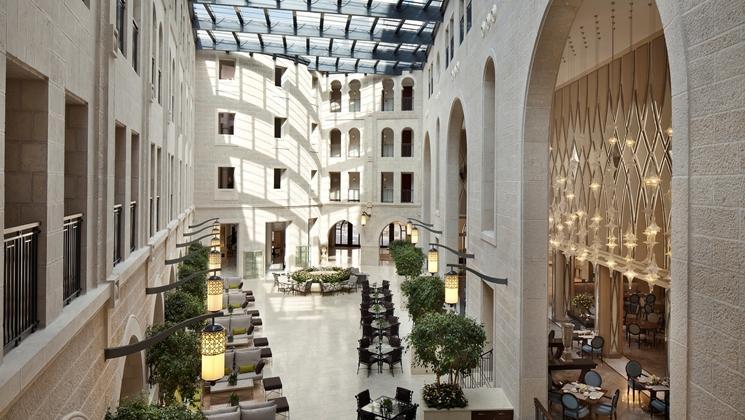 The Waldorf Astoria Jerusalem